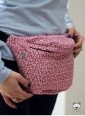 Bederní taška Little Hearts - pink