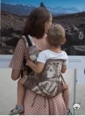 Nosidełko regulowane Multi Size: Little Prince - 100% bawełna, splot żakardkowy