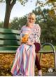 Magic Summer - 100% Cotton, weave cross twill (slings for premature newborns)