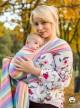 Magic Summer - 100% Baumwolle, Schrägkreuzgeflecht (slings for premature newborns)