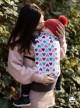 Babytrage Standard: Magic Hearts