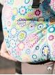 Эргономичный рюкзак Standard: Flowers