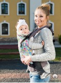 Ergonomic Baby Carrier Standard: Flowers