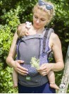 Adjustable Baby Carrier Grow Up Air: Meadow