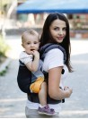 Adjustable Baby Carrier Grow Up Air: Cube