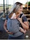 Регулируемый эро-рюкзак Multi Size: Herringbone mono, 100% хлопок, жаккардовое плетение