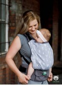Adjustable Baby Carrier Grow Up Wrap: Arrow