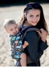 Babytrage Standard: Safari