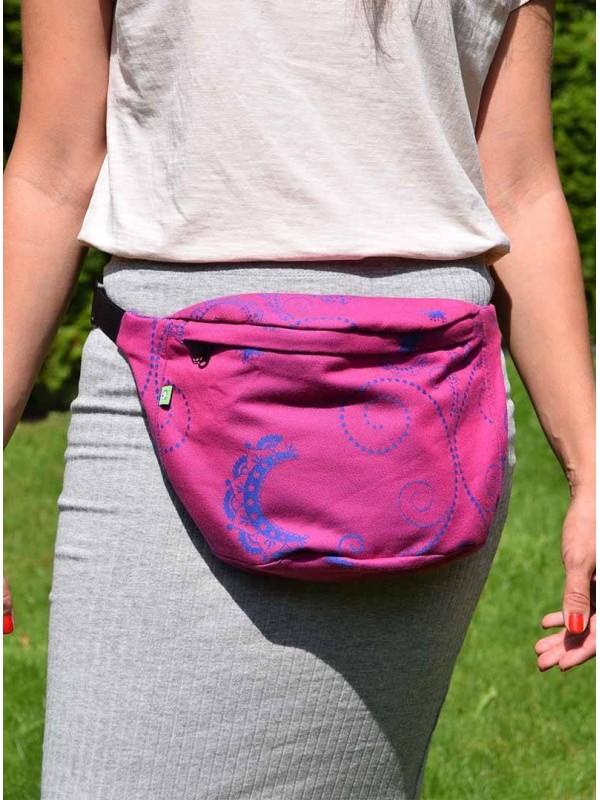 Waist Bag Luna Pink