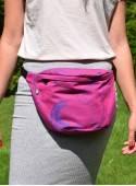 Bederní taška Luna Pink