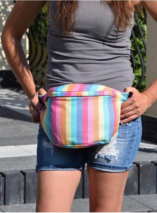 Waist Bag Magic Summer - linen